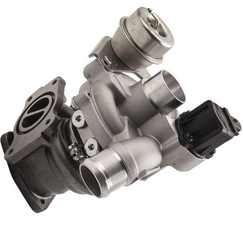 K03 turboahdin 1.6 THP EP6CDT Moottoriin
