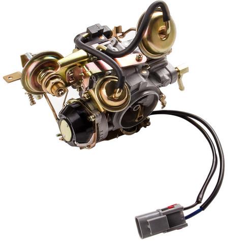 Kaasutin Nissan A15 Moottoriin 77-94 Sähkäryypyllä