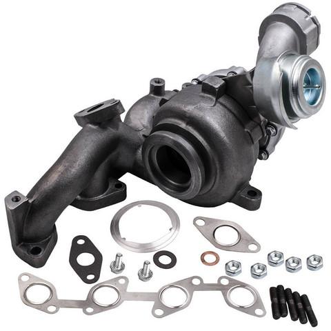 Turboahdin 2.0TDi 103kw BKD / AZV / BKP moottoreihin