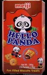 Jätti Hello Panda Suklaa 260g