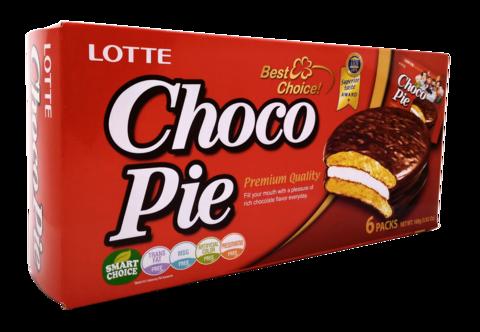 Lotte Choco Pie 12 kpl
