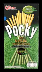 Pocky Matcha