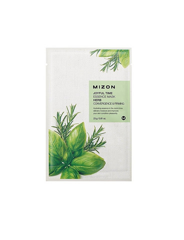 Joyful Time Essence Mask - Herb Mizon