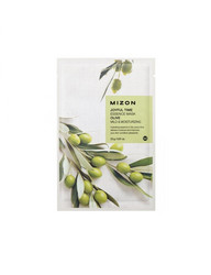 Joyful Time Essence Mask - Olive Mizon