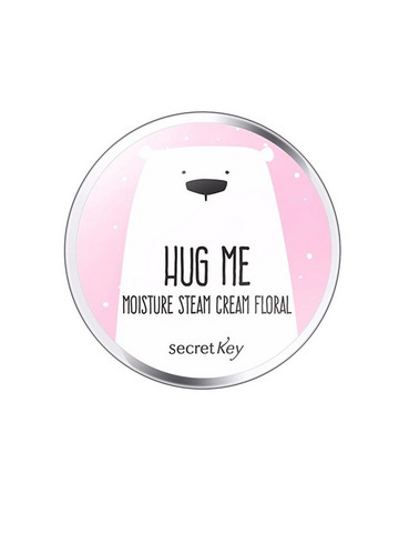 Hug Me Moisture Steam Cream - Kasvovoide Floral Secret Key