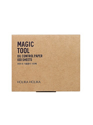 Magic Tool Oil Control Paper Holika Holika 100 kpl