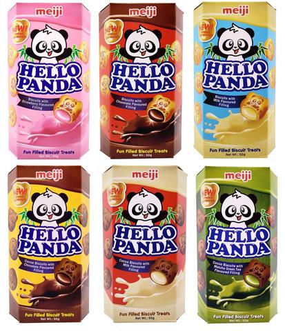 Hello Panda - Paketti