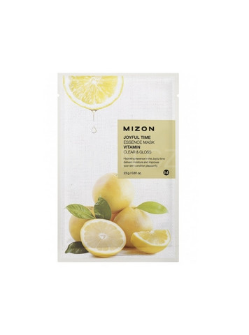 Joyful Time Essence Mask- Vitamin Mizon