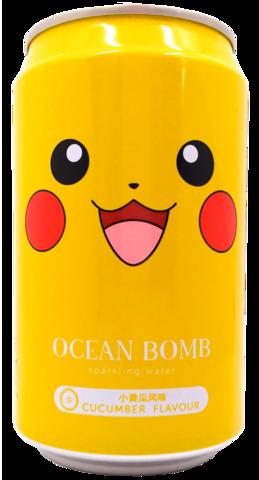 Pikachu Kurkku limonadi