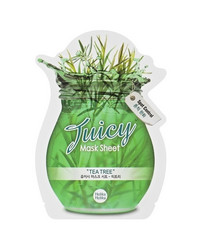 Juicy Mask Sheet Tea Tree Holika Holika