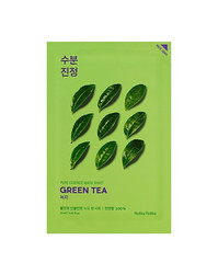 Pure Essence Mask Sheet Green Tea Holika Holika