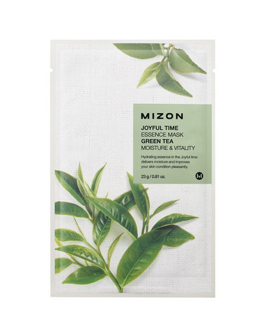 Joyful Time Essence Mask- Green Tea Mizon