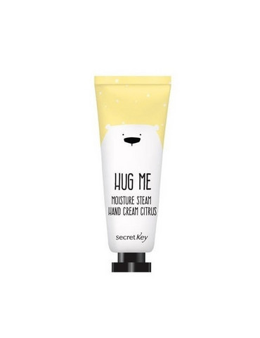 Hug Me Moisture Steam Hand Cream - Citrus Secret Key