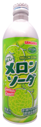 Hajikete Melon Sooda 500ml