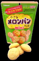 Melonpan -meloninmakuisia keksejä