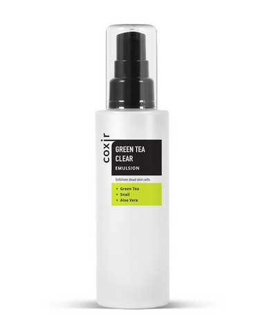 Coxir Green Tea Clear Emulsion