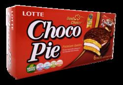 Lotte Choco Pie 6 kpl