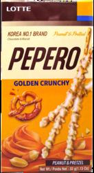 Pepero Golden Crunchy