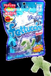Fettucine Sooda Gummy - kirpeä makeinen