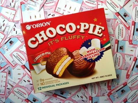 Orion Choco Pie 12 kpl