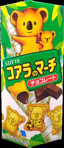 Koala´s March - suklaakeksit