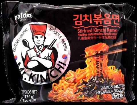 Mr. Kimchi Stirfried Ramen