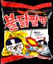 Zzaldduk Hot Chicken Flavor - Pastasnack