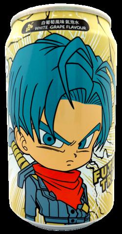 Dragon Ball Future Trunks - Rypälesooda