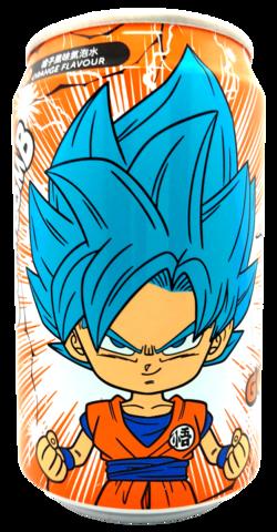 Dragon Ball Goku - Appelsiinisooda