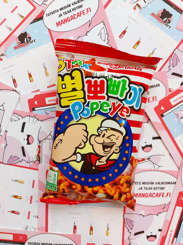 Samyang Star Popeye Snack