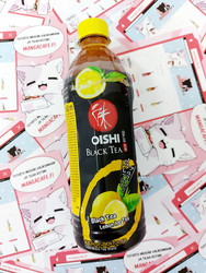 Oishi Sitruuna jäätee