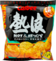 Calbee Hot & Spicy Perunalastut