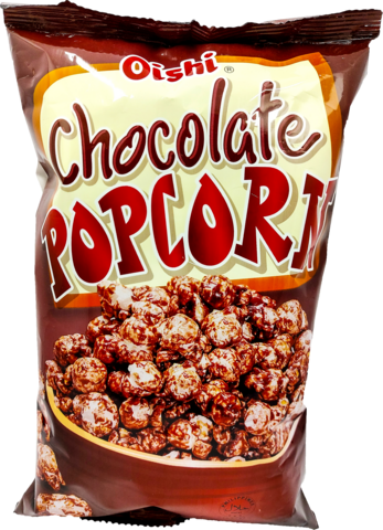 Oishi Suklaa Popcorn