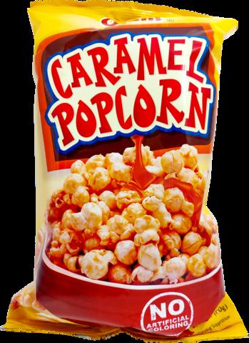 Oishi Caramel Popcorn