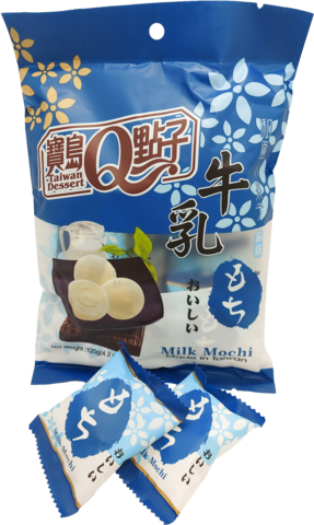 Milk Mochi - makealla maitotäytteellä