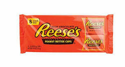 Reeses Beanut Butter Cups - 8 Pack