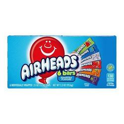 Airheads - Hedelmätoffeeliuskoja 6 kpl