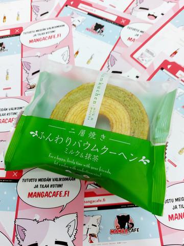 Baumkuchen Maito & Matcha