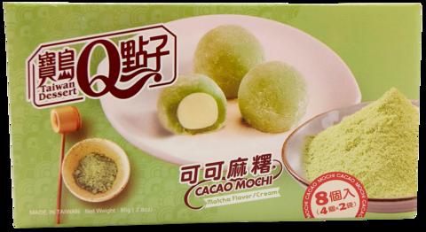 Cacao Mochi - Matcha
