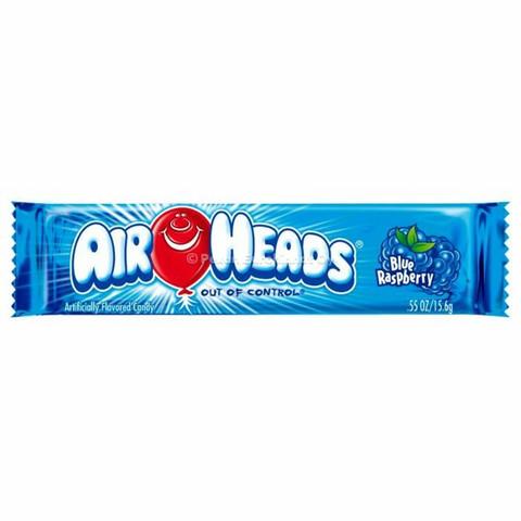 Airheads - Sininen vadelmatoffeeliuska