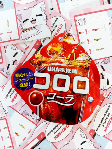 Kororo Cola - hyytelömakeinen