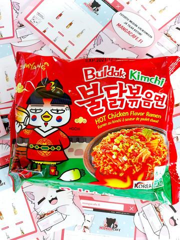 Buldak Kimchi Ramen - Tulinen