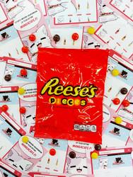 Reese's Pieces - maapähkinäkarkkirakeet