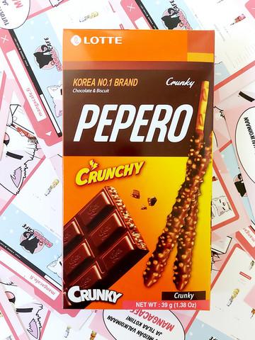 Pepero Crunchy Crunky