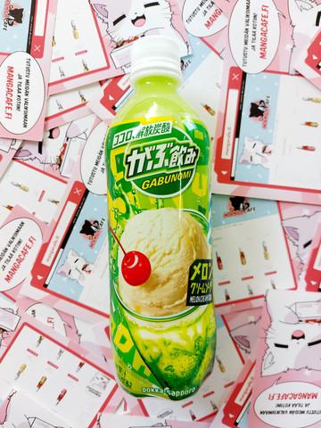 Gabunomi Melon Cream Soda