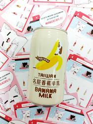 Taiwan Banana Milk