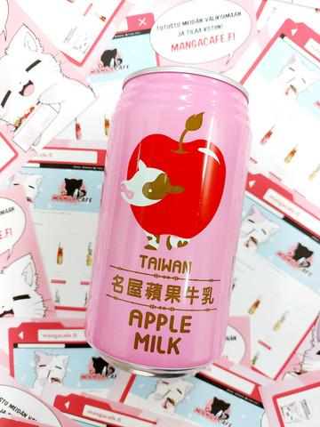 Taiwan Apple Milk