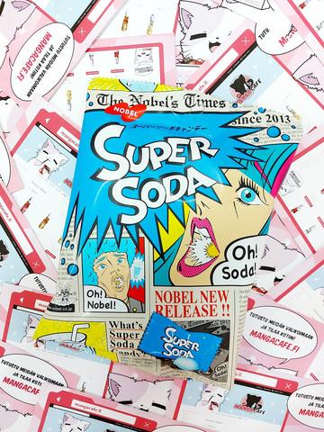Super Soda - Kirpeät Kuulat