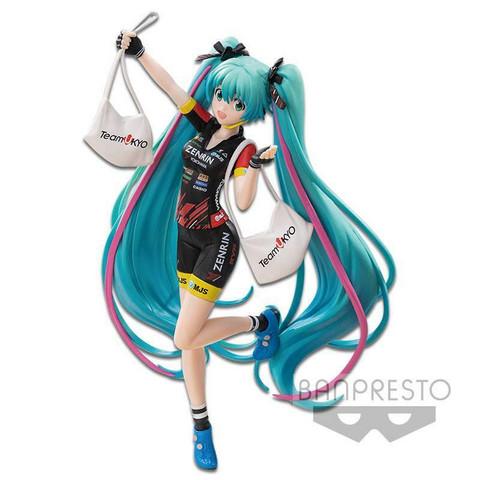Hatsune Miku: Espresto Racing Miku (2019 Team UKYO) figuuri
