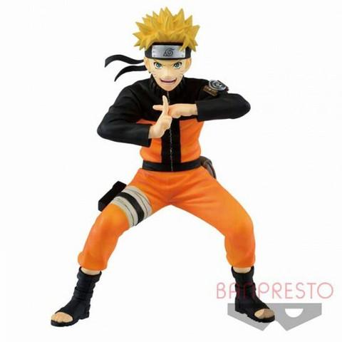 Naruto Shippuden: Naruto Uzumaki Vibration Stars II -Figuuri